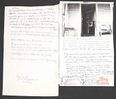 view Gayleen Aiken, Barre, Vt. letter to Chuck and Jan Rosenak digital asset number 1