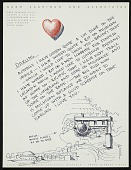 view Eero Saarinen letter to Aline B. Saarinen digital asset number 1