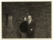 view Aline and Eero Saarinen papers, 1906-1977 digital asset number 1