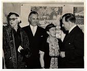 view Eero Saarinen at exhibition digital asset number 1