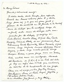 view Alfredo Lozano Castro to Baruj Salinas digital asset: page 1