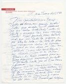 view Enrique Riverón, Coconut Grove, Fla. to Baruj Salinas digital asset: page 1