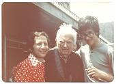 view Baruj Salinas, Alexander Calder, and Camilio Franqui digital asset number 1
