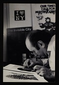 view Milton Glaser at Pushpin Studios digital asset number 1