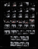 view Filming of Richard Serra and Robert Bell's <em>Prisoner's dilemma</em> performance at 112 Greene Street digital asset number 1