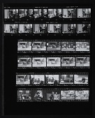 view Contact sheet with images of Robert Frank at FOOD digital asset number 1
