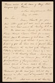 view F. W. (Fitzwilliam) Sargent, Nice, France letter to Thomas Sargent digital asset number 1