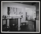 view Detail photograph of Elder, Raymond, and Breck House, part of <em>The Modern House Comes to Life</em> at Bertha Schaefer Gallery, New York digital asset number 1