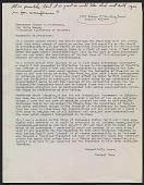 view Forrest Bess letter to President Dwight D. Eisenhower digital asset number 1