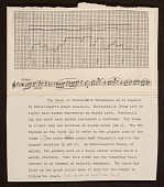 view Joseph Schillinger graph notation of the rondo of Beethoven's Pathetique digital asset number 1