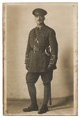 view Portrait of W.E. Schofield in uniform digital asset number 1