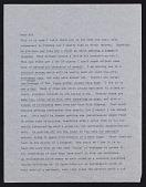 view Correspondence, A-C digital asset: Correspondence, A-C: circa 1969-circa 1984