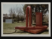view Outdoor Sculptures by Various Artists digital asset: Outdoor Sculptures by Various Artists: circa 1969