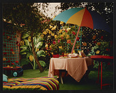 view Photograph of set from Ilene Segalove&apos;s film <em>My Puberty</em> digital asset number 1