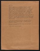 view Ilene Segalove letter to Milton Segalove digital asset number 1