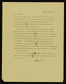 view William Chapin Seitz letter to Alfred H. Barr digital asset number 1