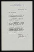 view Robert L. Herbert letter to William Seitz digital asset number 1
