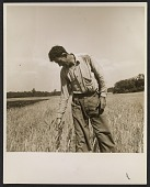 view Farmer at the Hightstown homestead project digital asset number 1