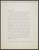 view Corita Kent letter to Ben Shahn digital asset number 1