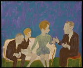 view Two men and two women seated digital asset number 1