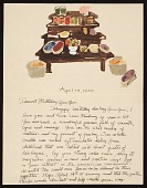 view Honoré Sharrer, New York, N.Y. letter to Honoré Sachs digital asset number 1