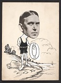 view Collage portrait of H.L. Mencken digital asset number 1