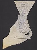view Charles Green Shaw manuscript for <em>Mother Booze's nursery rhymes</em> digital asset: cover