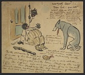 view George Benjamin Luks letter to Everett Shinn digital asset number 1