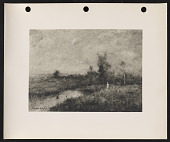 view Photograph of landscape painting by George Inness, Jr. digital asset number 1