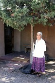 view Alice Kagawa Parrott at her home in Santa Fe digital asset number 1