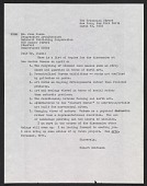 view Robert Smithson letter to John Dixon digital asset number 1