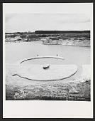 view Photograph of <em>Broken Circle</em> by Robert Smithson digital asset number 1