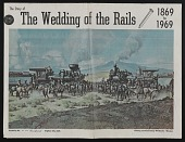 "view ""The Story of the Wedding of the Rails 1869 to 1969,"" <em>Box Elder Journal</em> digital asset number 1"