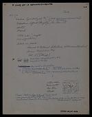 view Notes on <em>Nature Symbolized #1</em> by Arthur Dove digital asset number 1