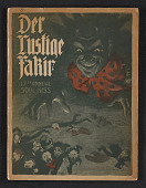 view Catalogue of the Society of American Fakirs: der lustiger Fakirs seventeenth annual soul kiss digital asset: cover