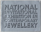 view <em> National Invitational Exhibition in Contemporary Jewelry</em> digital asset: page 1