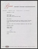 view Leonard Bocour letter to David Soyer digital asset: page