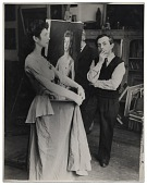 view Moses Soyer with model digital asset number 1