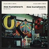 view Brochure for <em>Das Kunstwerk</em> magazine digital asset number 1