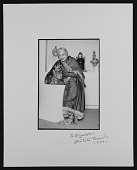view Beatrice Wood with sculptures digital asset number 1