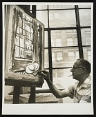 view Harry Sternberg papers, 1927-2000 digital asset number 1