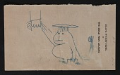 view Steinberg, Saul (drawings) digital asset: Steinberg, Saul (drawings): circa 1943-1962