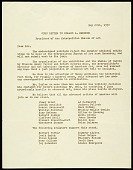view Open letter to Roland L. Redmond, President of the Metropolitan Museum of Art digital asset number 1