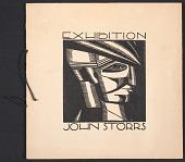view John Storrs exhibition digital asset: cover