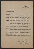 view Haruki Watsuji, Kyoto, Japan letter to George L. (George Leslie) Stout, Tokyo, Japan digital asset number 1