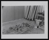 view Photograph of Gene Davis' studio digital asset number 1