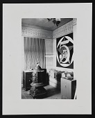 view Photograph of Robert Indiana's studio digital asset number 1