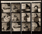 view Toshiko Takaezu pot making series digital asset number 1