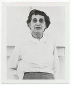 view Oral history interview with Anni Albers, 1968 July 5 digital asset number 1
