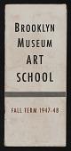 view Brooklyn Museum Art School Publications digital asset: Brooklyn Museum Art School Publications